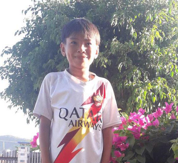 Hồ sơ bé Võ Minh Hoàng Thái