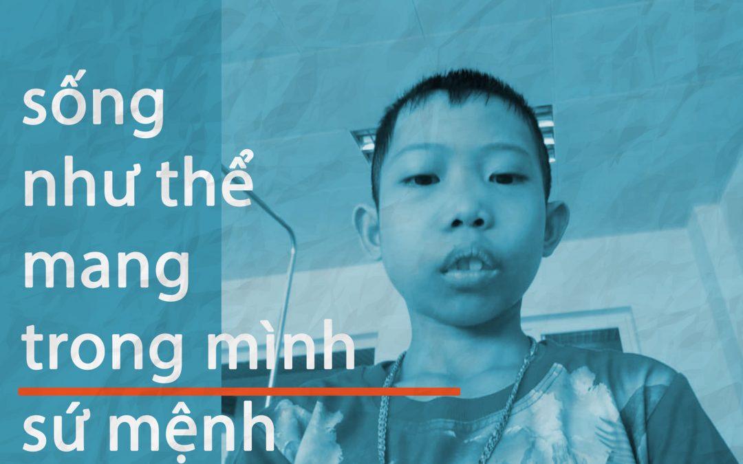 Phạm Anh Tuấn – sống như thể mang trong mình sứ mệnh chiến binh