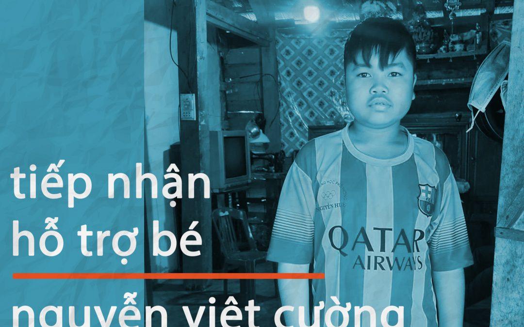 Hồ sơ bé Nguyễn Việt Cường