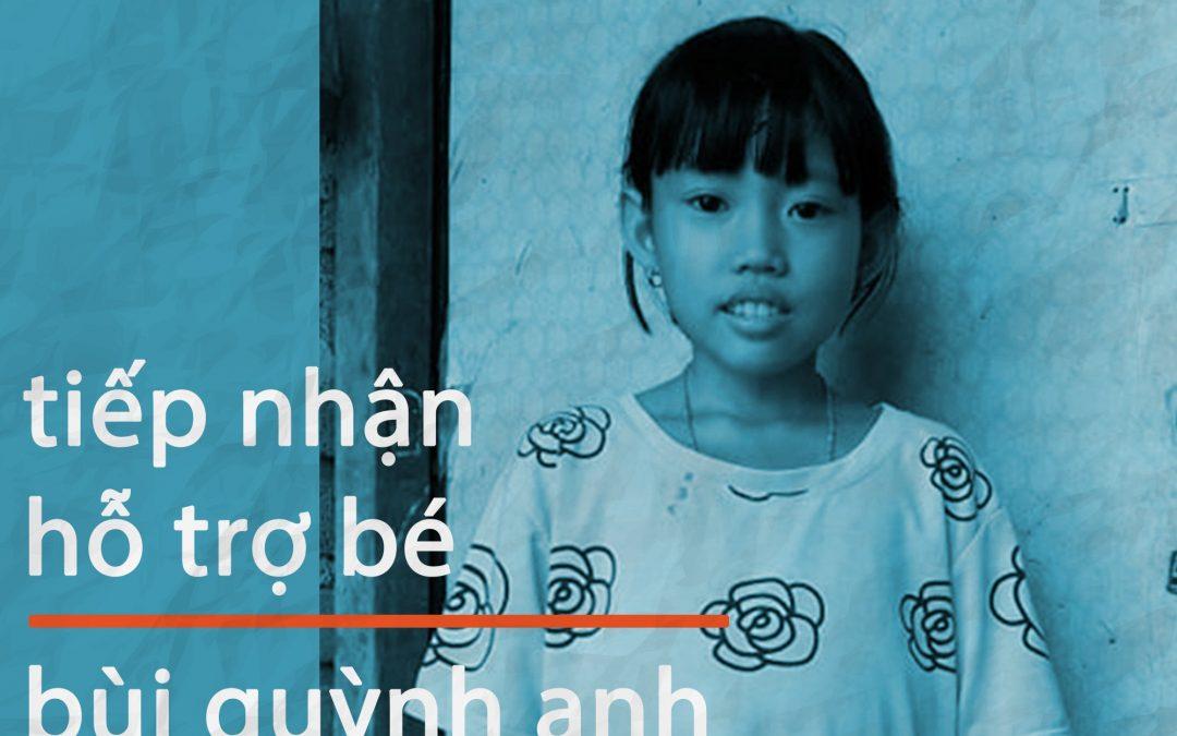 Hồ sơ bé Bùi Quỳnh Anh
